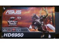 Asus ATI Readon HD6950 GDDR5 2GB