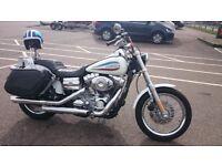 Harley Davidson FXDi35 Anniversary Superglide 1450cc