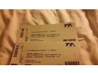 WHP Saturday 26th November (2 tickets)