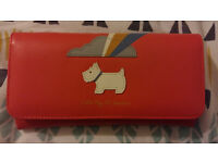 *RRP £69* BNWT Radley 'Little Ray of Sunshine' Large Trifold Wallet/Matinee - Orange