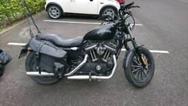 Harley Davidson Sportster xl 883 n