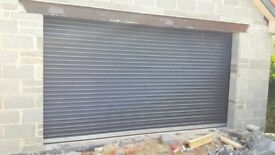 shed and garage roller doors