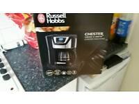 Russell Hobbs coffee machin