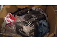 Job lot of Brand new (mainly) womens clothes. Around 250 items. All new! Perfect to sell on!!