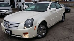 2006 Cadillac CTS 3.6L - RARE FIND! 6-SPEED MT! LEATHER! SUNROOF
