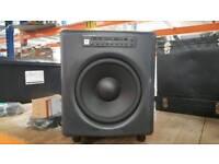 JBL LSR4312SP Linear Reference Subwoofer speaker