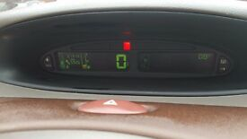 Citreon Picasso low mileage