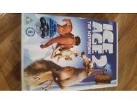 Ice Age 2 DVD