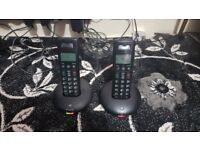 BT Graphite 2100 Twin Digital Cordless Phone