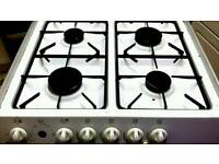 Indesit Dual fuel Cooker