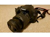 Canon 1200D DSLR Camera with Lens