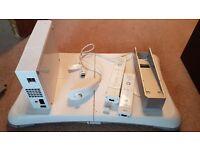 Wii Bundle, guitar, balance board, dj controller