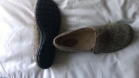 Ladies Hotter Slippers size 8