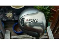 Taylormade driver R580 carbon shaft.