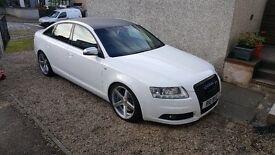 Audi a6 c6 2.7 tdi s-line quattro