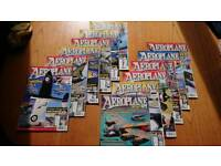 Aeroplane Monthly 2012 Full year (12 magazines)
