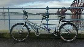 Tandem bike ( RAILEGH )