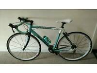 Road bike - Bianchi Via Nirone 7