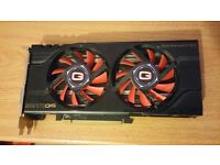 Gainward GTX 570 Golden Sample GPU Graphics Card SPARES AND REPAIRS £30