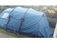 Vango Tigris 600 Family tent 6 person