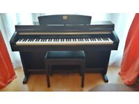 Yamaha CLP-230 Clavinova - Digital Piano Graded Hammer Technology