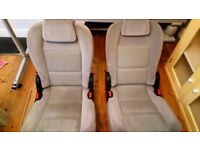Peugot 307sw 3rd row seats