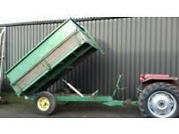tipping trailer 3tonne