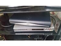 SKY + HD BOX WITH WIFI
