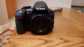 Nikon DSLR Camera D1300