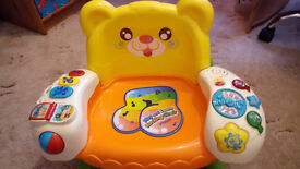 VTech Play & Learn rocking chair