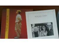 HOWARD JONES LPs (2)