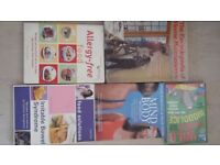 Seperate or as a Bundle Adults Books