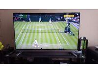 """LG 55"""" LED 3D 4K SMART STYLISH TV"""