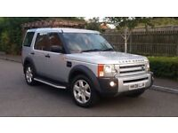 2006 LAND ROVER DISCOVERY 3 2.7 TD