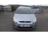 Ford s max 7 seaters