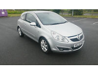 Vauxhall Corsa Design - Low Insurance
