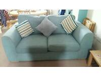 Dfs 3 and 2 seater sofa