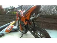 Midi dirt bike for sale 2009