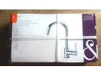 *BRAND NEW UNOPENED* COOKE & LEWIS SARU CHROME EFFECT LEVER TAP