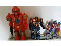 Very good condition boy's toys all working.