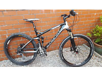 GHOST Actinum RT7500 Mens Mountain bike in very nice condition