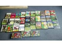 Football Training/Coaching DVDs x 30