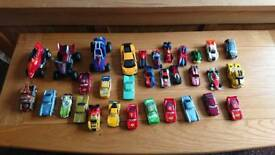 Cars Spiderman Various Toy Cars x 32