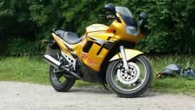 Suzuki gsx600f 1998 low miles