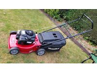 MOUNTFIELD PETROL LAWNMOWER (please view pictures)