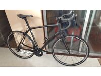 NEW 2018 TREK DOMANE SL(full carbon) with Mavic Ksyrium Elite wheelset,