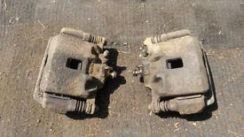 Honda 262mm Front Brake Calipers NISSIN - B16 B18 K20 H22 VTEC Engine Type R EG EK DC2 EJ EK9 EJ9 Si