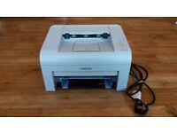 Samsung ML-2010R Desktop USB A4 Monochrome Laser Printer - With toner