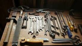 Tools & Metal Tool Kit
