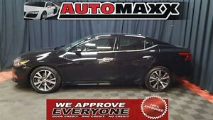 2016 Nissan Maxima SV w/Lthr/Nav! $235 Bi-Weekly! APPLY NOW DRIV